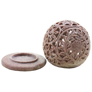 Shopstone Flower Work Tea Light Holder Best Decorative Item