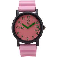 Fnine womens watch casual wrist watch SP002PINK