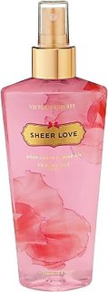 Sheer Love Fragrance Body Mist - For Women(250 ml)