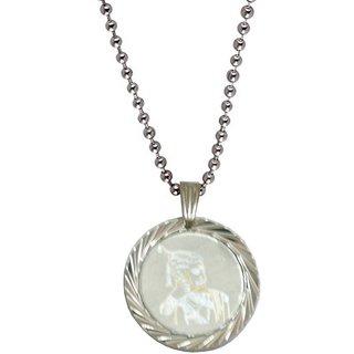 Men style silver chhatrapati shivaji maharaj chain pendant buy men men style silver chhatrapati shivaji maharaj chain pendant aloadofball Image collections