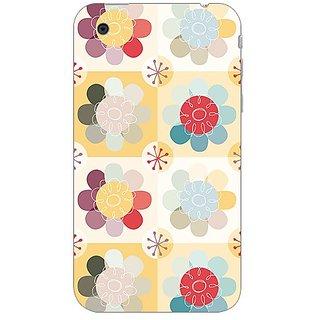 Garmor Designer Plastic Back Cover For Apple iPhone 3G
