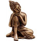 Buddha Resting Antique Finished