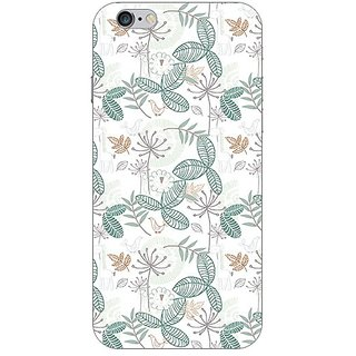 Garmor Designer Plastic Back Cover For Apple iPhone 6