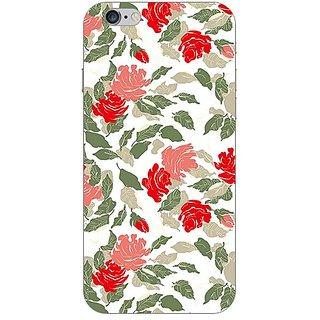 Garmor Designer Plastic Back Cover For Apple iPhone 6