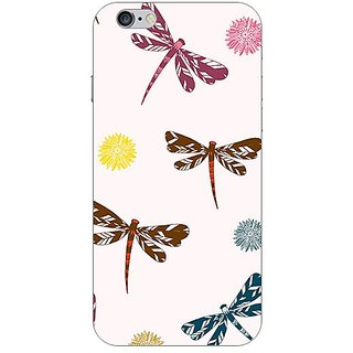 Garmor Designer Plastic Back Cover For Apple iPhone 6 Plus