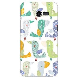 Garmor Designer Plastic Back Cover For Asus Zenfone 4