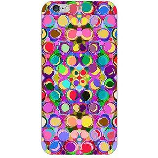 Garmor Designer Plastic Back Cover For Apple iPhone 6s Plus