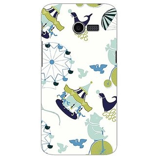 Garmor Designer Plastic Back Cover For Asus Zenfone 4