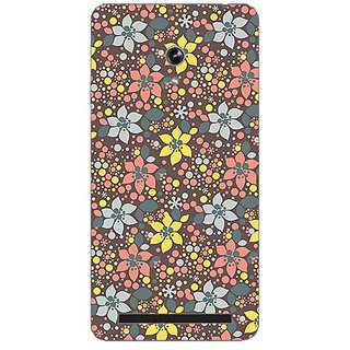 Garmor Designer Plastic Back Cover For Asus Zenfone 5 A500CG