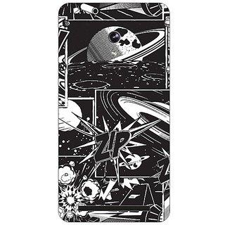 Garmor Designer Plastic Back Cover For Asus Zenfone 6
