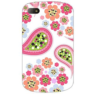 Garmor Designer Plastic Back Cover For BlackBerry Q10