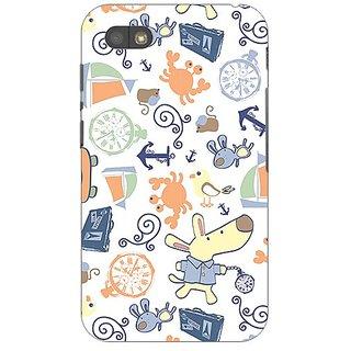 Garmor Designer Plastic Back Cover For BlackBerry Q5