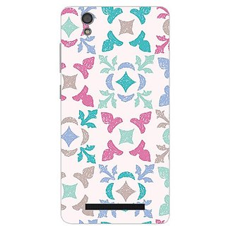 Garmor Designer Plastic Back Cover For Gionee F103