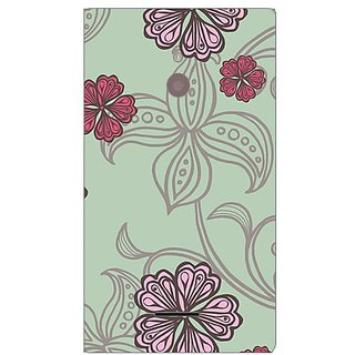 Garmor Designer Plastic Back Cover For Nokia XL