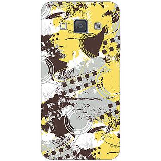 Garmor Designer Plastic Back Cover For Samsung Galaxy A3 SM-A300