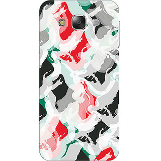 Garmor Designer Plastic Back Cover For Samsung Galaxy E5 SM-E500