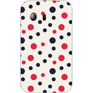 Garmor Designer Plastic Back Cover For Samsung Galaxy Y S5360