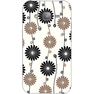 Garmor Designer Plastic Back Cover For Samsung J2 SM-J200F