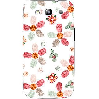 Garmor Designer Plastic Back Cover For Samsung I9300 Galaxy S 3