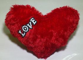 Heart Shape Love Soft Teddy Bear Cushion Pillow Anniversary Birthday Gift