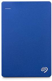 Seagate Back up Plus Slim 1 TB External Hard Drive (Blue)