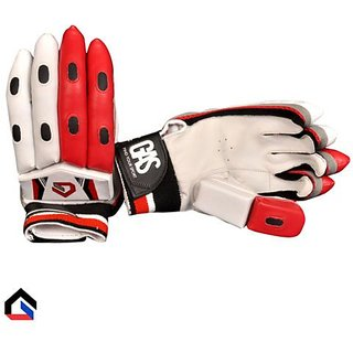 Gas Terminator Cricket Batting Gloves - Rh