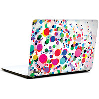 Pics And You HuedCircles 3M/Avery Vinyl Laptop Skin Decal-AB210