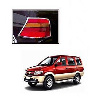 Takecare Chrome Catch Cover For Chevrolet Tavera