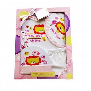 Montaly 5Pcs Baby Gift set