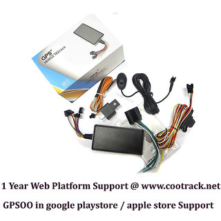 GPS Vehicle Tracker (GT06N)