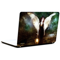 Pics And You Girl With Wings 3M/Avery Vinyl Laptop Skin Decal - Ft034