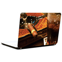 Pics And You Cigar 3M/Avery Vinyl Laptop Skin Decal-CL004
