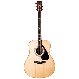 Full Size Acoustic Guitar Natural Wooden Colour