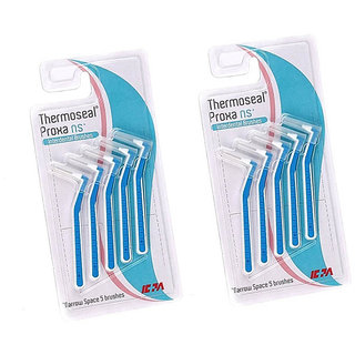 Thermoseal Narrow space Interdental Brushes