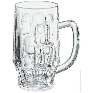 Borgonovo Rosy Mug,500ml,Transparent