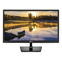 19.5 Inch LED Backlit LCD Monitor (Black)