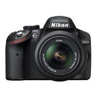 Nikon D3200 24.2 MP Digital SLR Camera (Black)