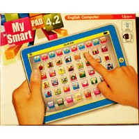 Tablet Mypad English Computer Educational Toy For Kids Battery Operated Slate