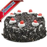 Black Forest  Cake 1 Kg