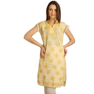 a0380e86ad3 Designer Lucknawi Kurta Large Prices in India- Shopclues- Online ...