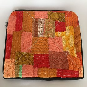 Handmade stitching 16 inch Laptop Sleeve