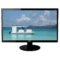 Acer E1916HV 18.5-inch Lcd Monitor (Black)