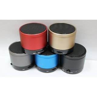 High Bass Wireless Bluetooth Speaker With - FM - Micro SD Slot - Aux - 3.5MM Pin
