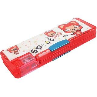 Kids Plastic Pencil Box