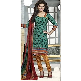 Amyaa fashions pure cotton suit