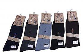 Formal Mens Socks Pack of 6
