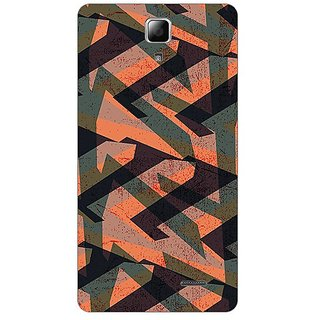 Designer Plastic Back Cover For Lenovo A536