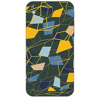 Designer Plastic Back Cover For HTC Desire 816