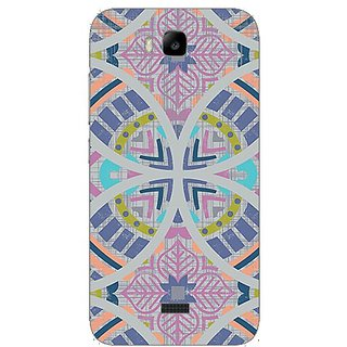 Designer Plastic Back Cover For Huawei Honor Bee