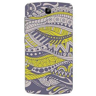 Designer Plastic Back Cover For Huawei Honor Holly